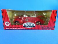 TEXACO FORD DELUXE COUPE CAR 1940 by GEARBOX 1997  SERIES 9 NEW! B1