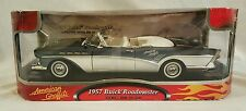 MotorMax American Graffiti 1957 Buick Roadmaster Convertible Diecast Model Car
