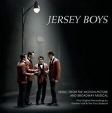 Jersey Boys Music From The Motion Picture and Broadway Musical Various Artists