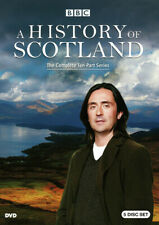 A History of Scotland [New Dvd] Widescreen