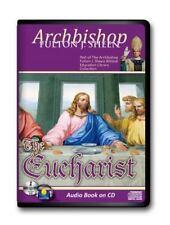The Eucharist by Archbishop Fulton J. Sheen (Audio book CD) - Retail $9.99