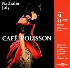 Cafe Polisson (Concert Musée d'Orsay) ~ Nathalie Joly - CD+ NEUF sous blister.