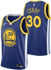 Nike Dri Fit Golden State Warriors Jersey Size L NWD Youth