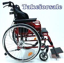 Rollstuhl Otto Bock Avantgarde T mit Back 3 Ergo Rückenteil Fussbrett  TFS003