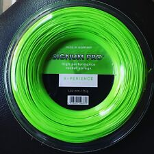 Signum Pro X-Perience 1.30mm Tennis String 200m REEL ( 17-18 String Jobs )