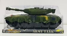 Soldier Force Military Army Tank Deluxe Playset - Camouflage