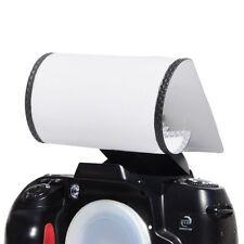 Universal Soft Screen Pop-Up Flash Diffuser For Canon Nikon Panasonic Olympus