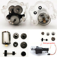 1* Metall Gear Speed Change Getriebe Upgrade Motor Für WPL B14 B16 B36 C24 C34
