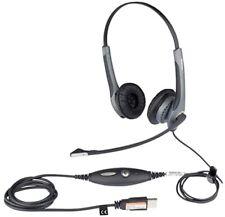 GN Netcom 2000 USB Stereo Computer headset