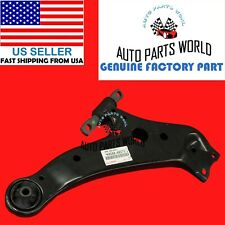 GENUINE TOYOTA HIGHLANDER VENZA RX350 FRONT LOWER RIGHT CONTROL ARM 48068-48070