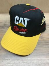 Cat Racing Cap New! Nascar Racing #96 Green