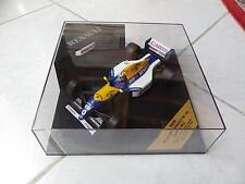Williams Renault FW15C Damon Hill n°0 Onyx 1993 1/24 miniature F1