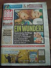 BamS Boris Becker Lena Meyer-Landrut Mario Götze Miranda Kerr Henning Baum Gomez