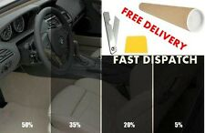 50% Light Black Smoke Window Tinting Film 50cm 3m Tints Kit for Car Kitcar SUV