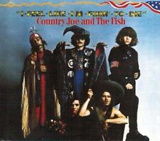 "Country Joe And The Fish:  ""I Feel Like I'm Fixin' To Die""  (Digipak CD Reissue)"