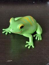 """Rare Melissa And Doug Sunny Patch Froggy Friends Green Frog 2.5"""""""