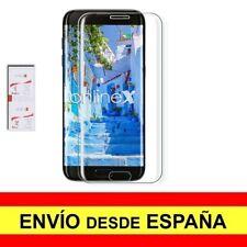 Cristal Templado 3D 5D  SAMSUNG GALAXY S7 Protector CURVO Transparente a3743 nt