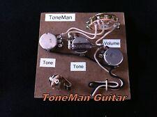 Premium Wiring Harness, .022uf Vintage PIO Cap, Fits a Fender Stratocaster®