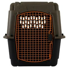 """New listing Dog Crate Large Travel Airline Approved Pet Kennel 36"""" Cage 50-70 lb Camo/Orange"""