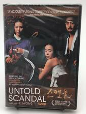 Untold Scandal Based on the French Classic Set In 19th Century Korea (DVD 2005)