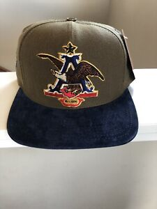 Anheuser-Busch Collectors Edition Hat 2,137 of 10,000 With Org Box Brand New