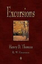 Excursions by Henry David Thoreau (2010, Paperback)