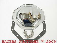 Chrysler Dodge Jeep 9.25 Chrome Rear Differential Cover Kit w/ Gaskets and Bolts