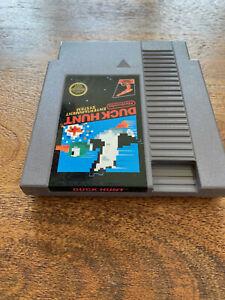 Duck Hunt [5 Screw] Nintendo NES Genuine OEM Authentic