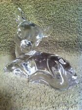 PRINCESS HOUSE WONDERS PETS FAWN CRYSTAL STATUTE