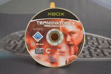 TERMINATOR 3 RISE OF THE MACHINES XBOX SOLO DISCO COMBINED SHIPPING