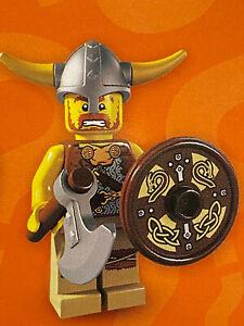 LEGO 8804 Viking Minifigures Series 4 New