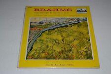 Brahms~Piano Concerto No 1~RARE Classical Decca DL 9945~Konwitschny~Van Gough