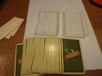 complete deck playing cards- DEKALB