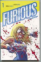 Furious Fallen Star 1 TPB Dark Horse 2014 NM 1 2 3 4 5 Role Model