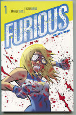 Furious Fallen Star 1 TPB Dark Horse 2014 NM 1 2 3 4 5 Role Model