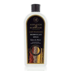 Ashleigh & Burwood Moroccan Spice 1000ml Lamp Fragrance Oil Refill 1 Litre Gift