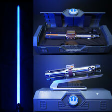 "✅NEW Star Wars Galaxys Edge REFORGED SKYWALKER Legacy Lightsaber With 36"" BLADE"