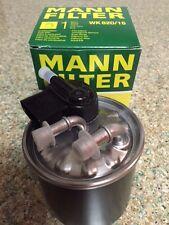 Mercedes Benz Diesel Fuel Filter 5 Pin Connector OEM MANN WK 820/15 A 6420905352
