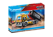 Playmobil 70444 City Action Interchangeable Construction Truck MIB/New