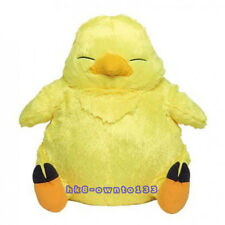 "Large FINAL FANTASY Chocobo Bird Plush Toy Stuffed Doll 13"" Square Enix FF14"
