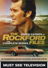 THE ROCKFORD FILES: THE COMPLETE SERIES - DVD - Region 1