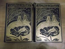 2 Books. Life and Works of William Blake. 1880 2nd Edition. Alexander Gilchrist.