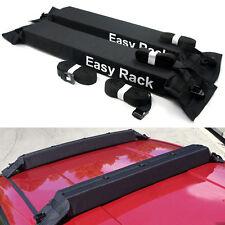 Car Roof Top Cargo Rack Carrier Soft-Sided Bag Easy Rack Travel Loading Handy