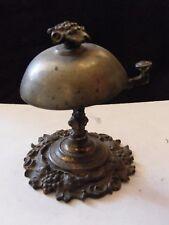 Timbre contador de mesa bronce Antigua N°2