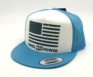 Truckercap Mesh USA DIESEL Power Snapback verstellbar Cap Baseballmütze