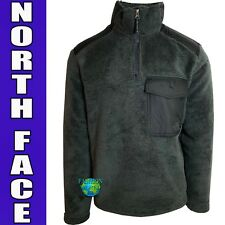 The North Face Men's Size Large Groveland Sherpa Fleece 1/4 Zip Pullover