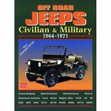 Jeeps Civilian & Military 1944-71 Cj-3B M606 381A 28 29 170 Cj-2A Cj-3A Cj-5 M38