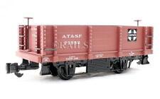 ARISTOCRAFT G GAUGE ART40002 ATSF 20FT 2 AXLE GONDOLA