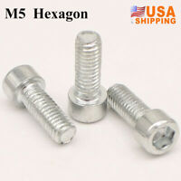 2//4 MTB Bike Water Bottle Cage Holder Screws Bolts Stainless Steel Accessories