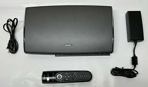BOSE AV35 CONTROL CONSOLE, REMOTE AND POWER SUPPLY